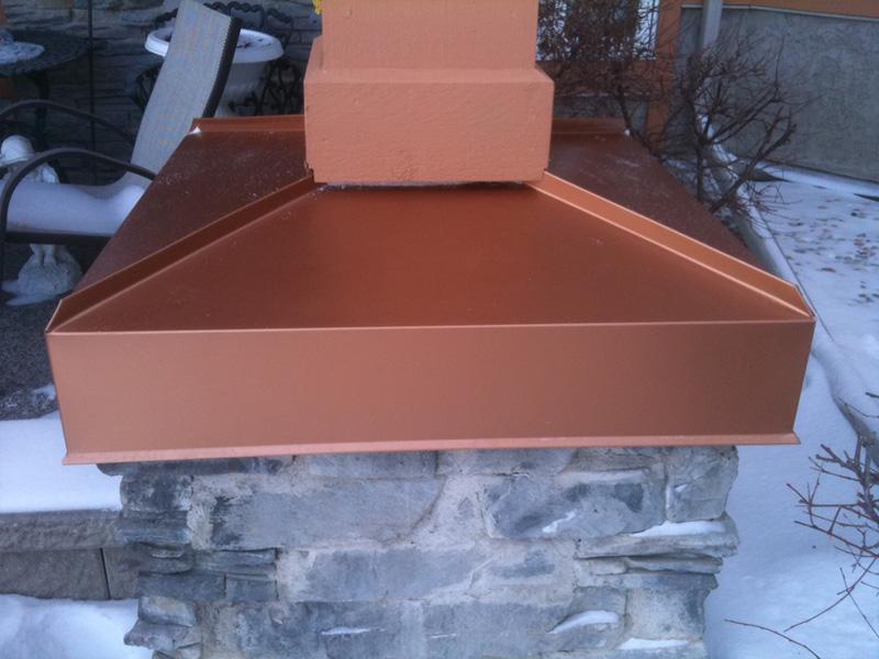Copper Penny – Pillar Cap