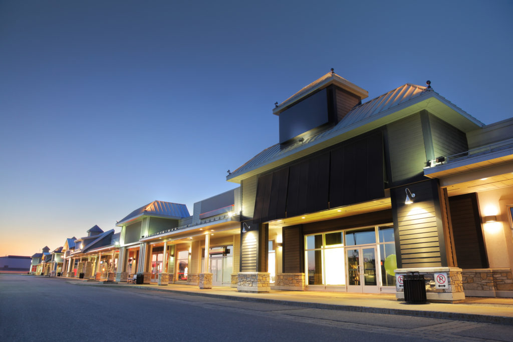 Commercial metal roofing and siding